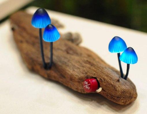 6-Lampe-Champignon-LED-Mushroo-Yukio-Takano
