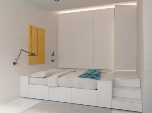 Transformer Apartment par Vlad Mishin   Journal du Design6