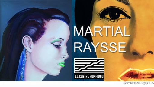 Martialxposition-martial-raisse-centre-pompirdou-paris