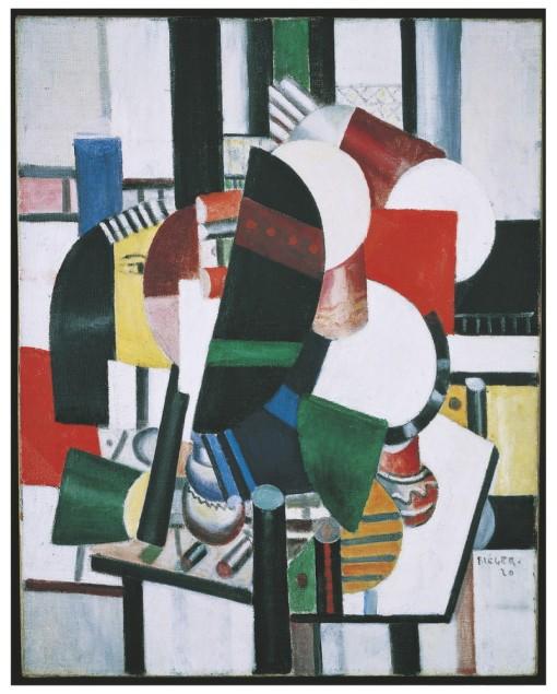 Les femmes à la toilette-Fernand Léger