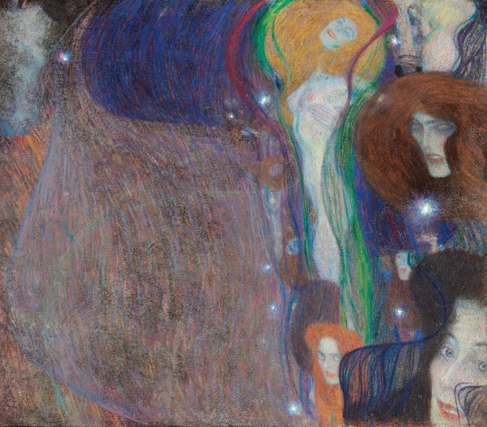 Feux follet Klimt 1903